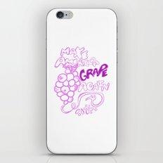 Make America Grape Again iPhone & iPod Skin