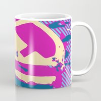 boat Mugs featuring Boat by DistinctyDesign