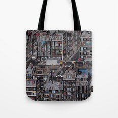 Parisian Neighbourhood Tote Bag