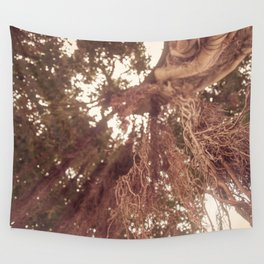 forest tree Wall Tapestry