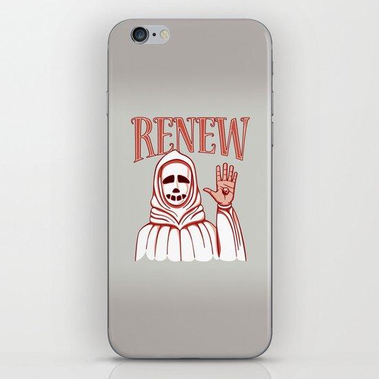 Renew iPhone & iPod Skin