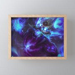Spirit Fire Brand League of Legends Framed Mini Art Print