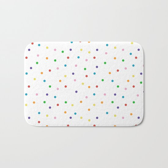 Candy Repeat Bath Mat