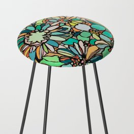 coralnturq Counter Stool