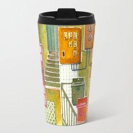 Tong Lau (Hong Kong Shop House) Travel Mug