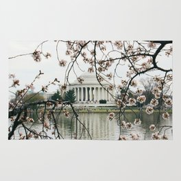 Jefferson Memorial Rug