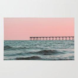 Pink Ocean Rug