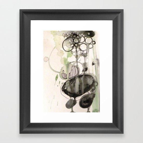 RockStorm Framed Art Print