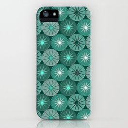 Geometrix 107 iPhone Case