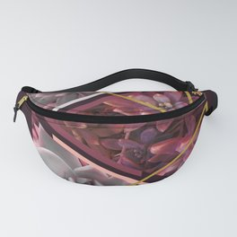 Wine Succulents #society6 #decor #buyart Fanny Pack