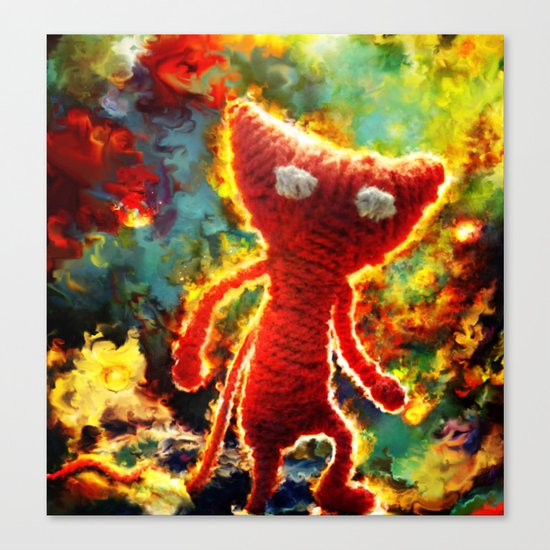 toy life Canvas Print
