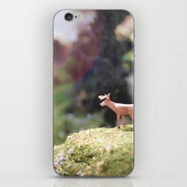 Temporary Happiness part 1 deer iPhone Skin