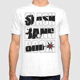 SLASH BANG BOOM! T-shirt