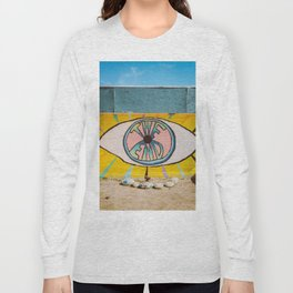 The End in Yucca Valley Long Sleeve T-shirt