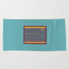 EMU SP1200 Sampler Beach Towel