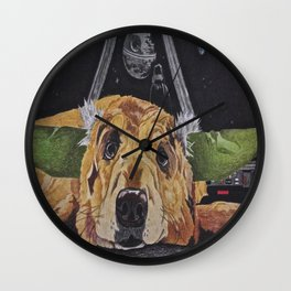 yodog Wall Clock