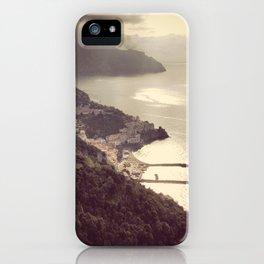 Amalfi, Italy iPhone Case
