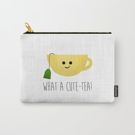 What A Cute-tea Carry-All Pouch