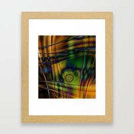 Metawave by Kenny Rego Framed Art Print