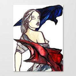 Vertigo of Bliss/Only Revolutions Canvas Print