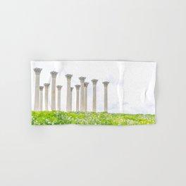 Capitol Columns Hand & Bath Towel