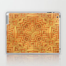 Fall Basket Pattern Laptop & iPad Skin