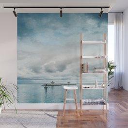 silent ocean Wall Mural