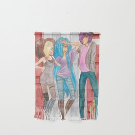 Emo Trio Wall Hanging