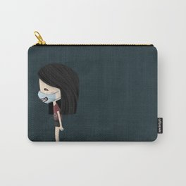 time to laugh Carry-All Pouch