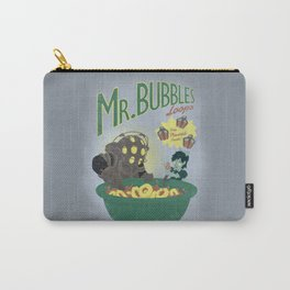 Breakfast in Rapture Carry-All Pouch