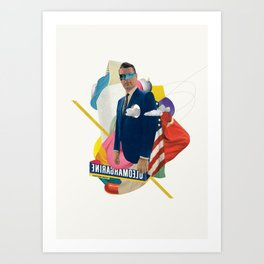 Great American Pop Art Print