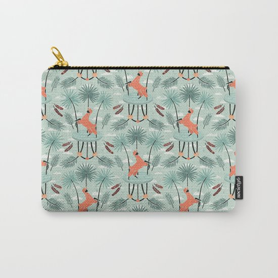 Iconic Mini-Unilamacorn Carry-All Pouch