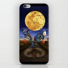 Halloween - Trick or Treat iPhone & iPod Skin