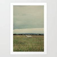 the fault Art Prints featuring Wild to a Fault by anniebananie photography & design