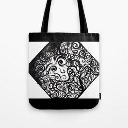 Anxious Me Tote Bag