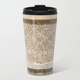Windowsill at Royal Alcazar of Seville Travel Mug