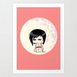 Akito Sohma Art Print