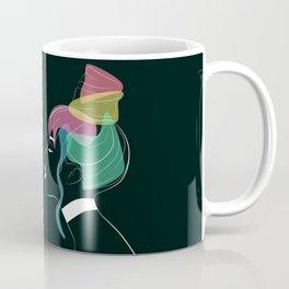Chic Bun #14 Coffee Mug