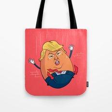 Trumpty Dumpty Tote Bag