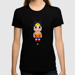 Comic Kids, Series 1 - Wonder Girl T-shirt