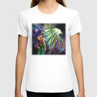 bass T-shirts featuring Bass by A_Wags