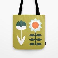 Set Sun Olive Tote Bag