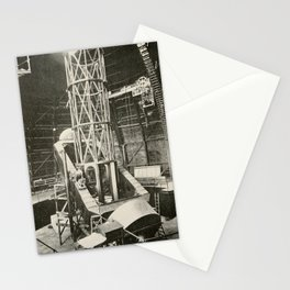 The Adolfo Stahl lectures in astronomy (1919) - The 100-inch Reflector, October 1917 Stationery Cards