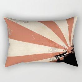 Village - 乡村 Rectangular Pillow