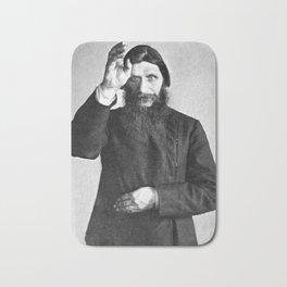 Rasputin The Mad Monk Bath Mat