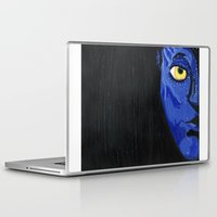 avatar Laptop & iPad Skins featuring Avatar by Paxelart