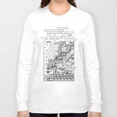 TSUKIJI FISH MARKET TOKYO Long Sleeve T-shirt