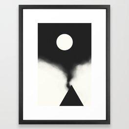 Unlocking Framed Art Print