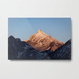 Austrian mountains #society6 #decor #buyart Metal Print