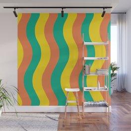 Sweet Potato Fries Wall Mural